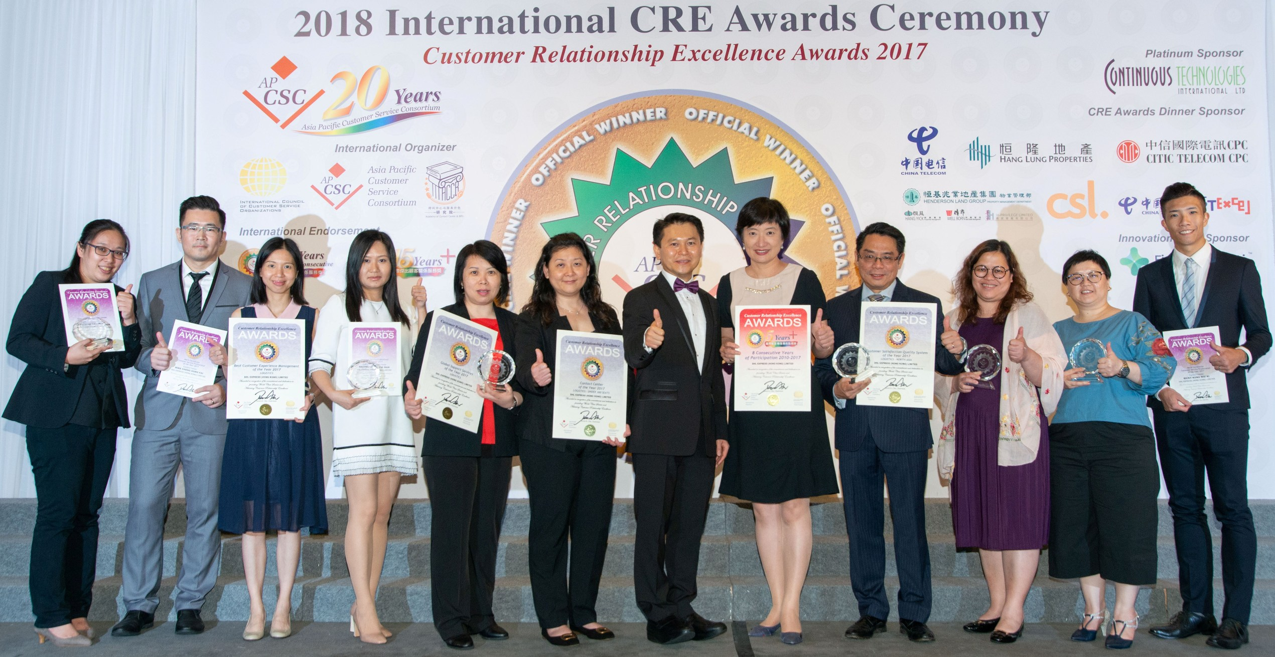 Asia Pacific Customer Service Consortium